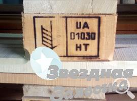 Термообработка деревянной тары IPPC