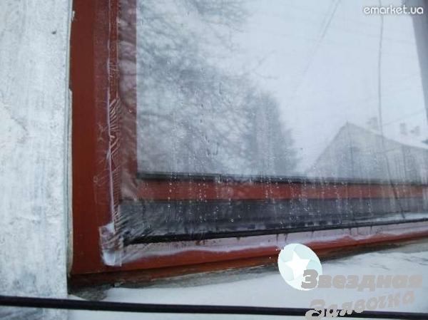 енергоощадна плівка на вікна