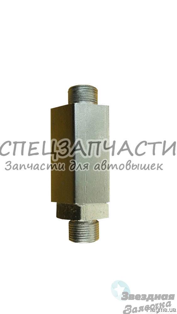 Клапан предохранительный АП-17, 18.