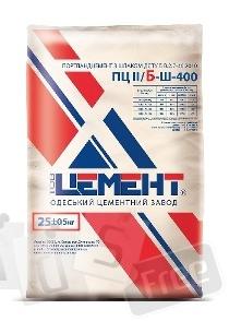 Цемент ПЦ БШ 400 25кг Николаев