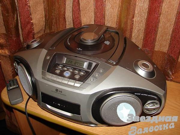 LG CD-M373 ах