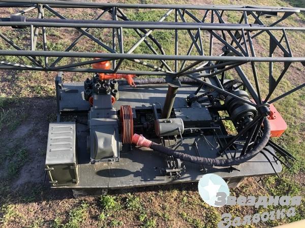 Буровая установка УРБ 2.5 А с инструмент