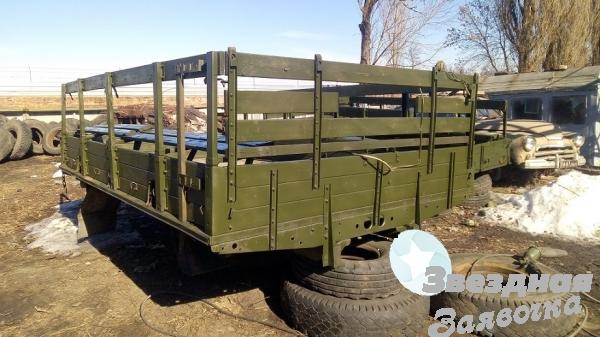 Кузов ЗИЛ-131 конверсия