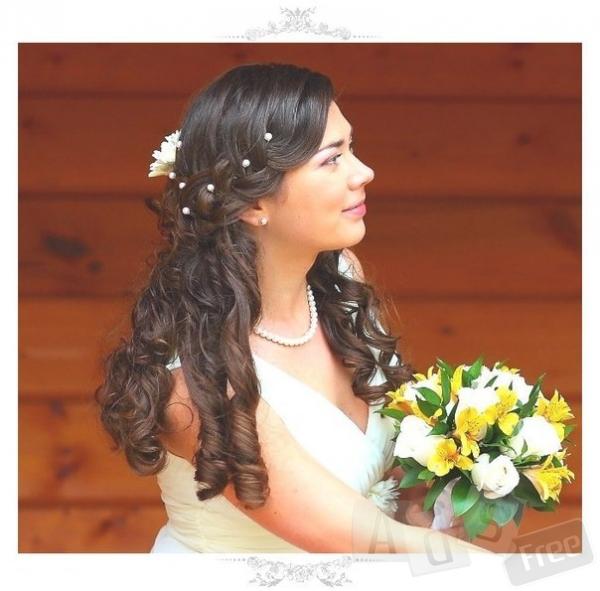 Прически: свадебные, выпускные, вечерние, плетения