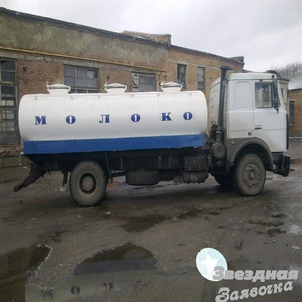 Виготовлення рибовозів, водовозів, молок