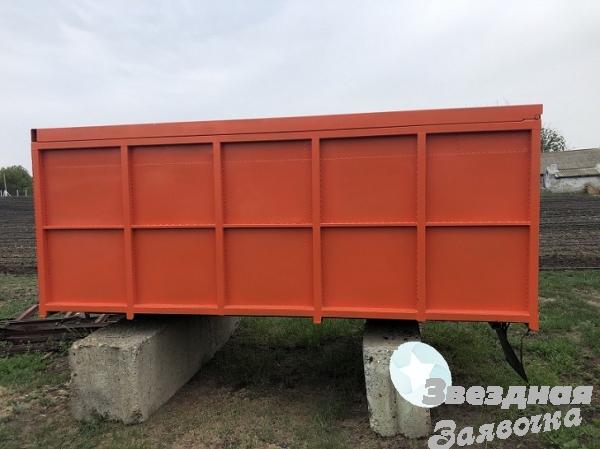 Кузов зерновоз новый для грузовых автомо