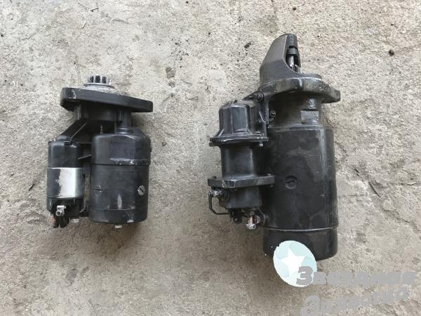 Стартер на двигатель Д 240 не редукторны