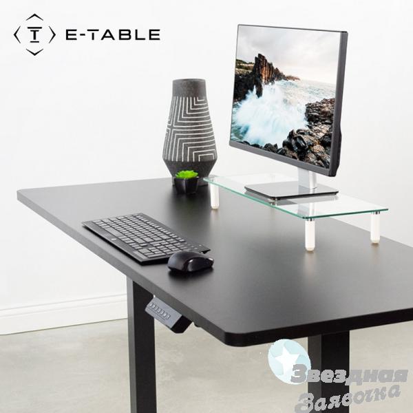 E-TABLE – стол для работы стоя