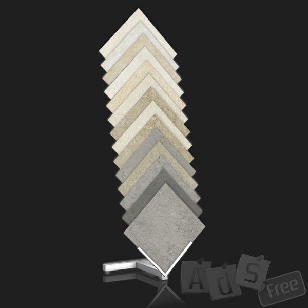Стенд для керамической плитки Ёлочка