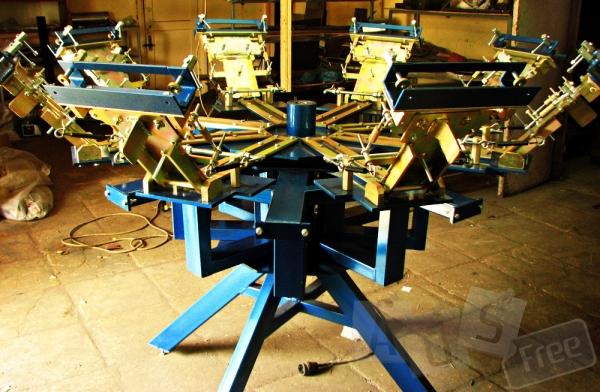 предложения на оборудования для шелкогр