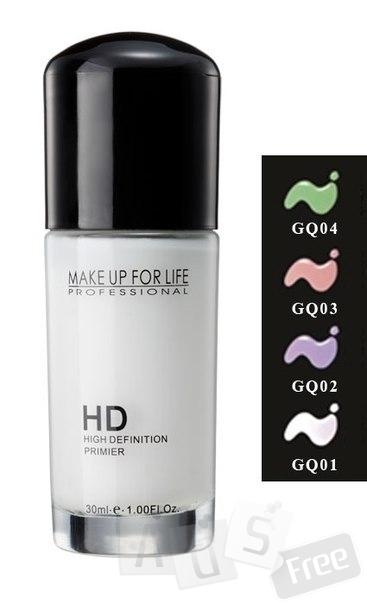HD Праймер (HD Primer) перед нанесением макияжа.