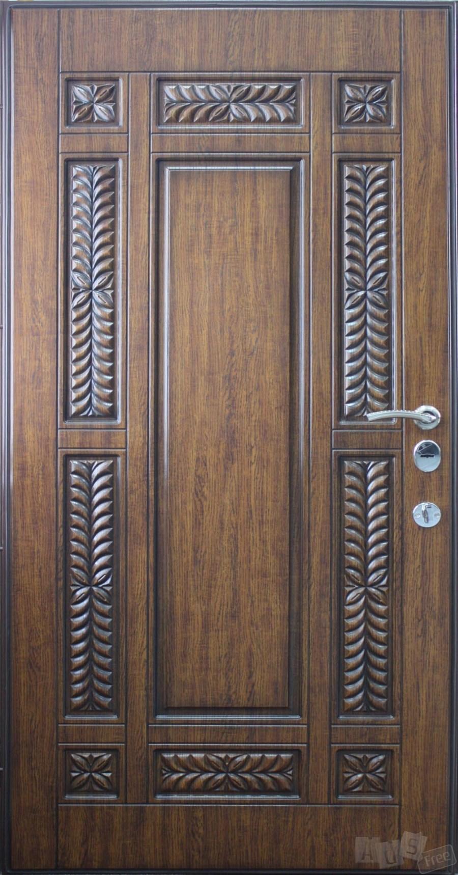 Входные стальные двери «Армада»