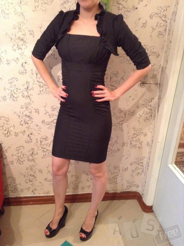 Продам платье с болеро