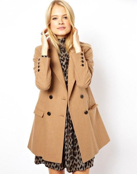 пальто ASOS (новое, с этикетками)