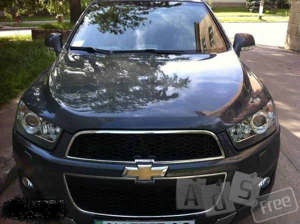 Chevrolet Captiva 2012, 25000$