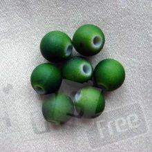 Бусинки зелені