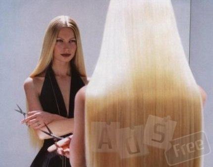 Экранирование волос является лечебной процедурой