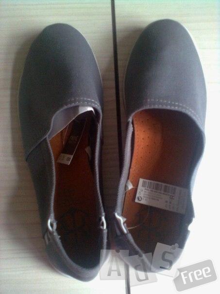 Летняя обувка мужчинам с любовью от NEXT