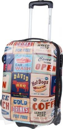 Веселая дорожная сумка