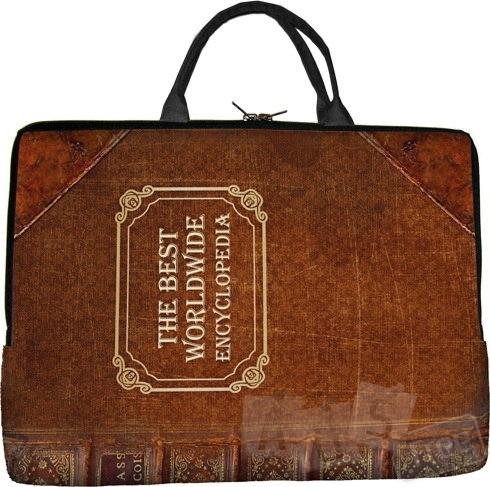 Новая сумка для ноутбука в виде книги