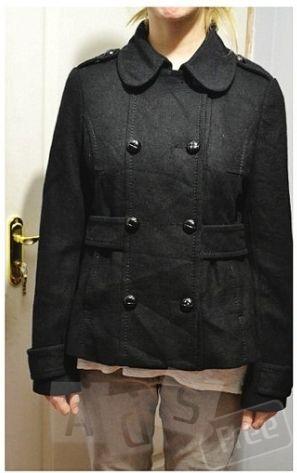 Пальто H&M / DIVIDED