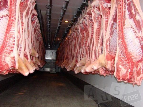 Мясо Свинины Оптом от 10 тонн от изготов