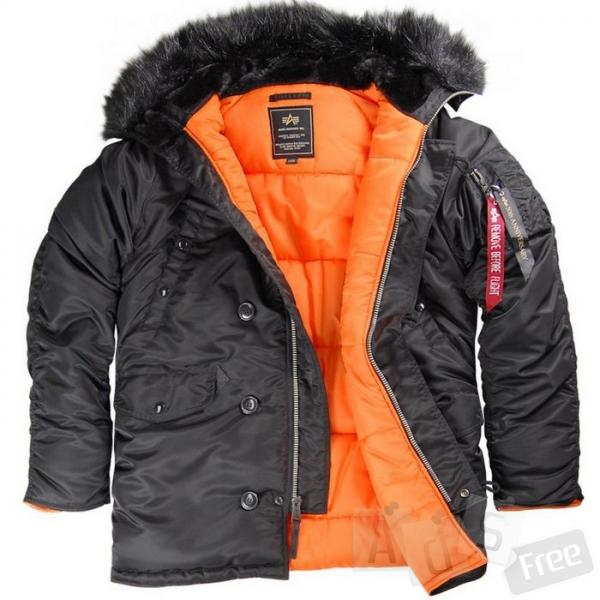 Купите оригинальную куртку Аляска