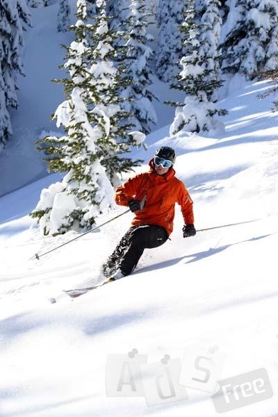 Горнолыжный инструктор. Научу лыжам и сн
