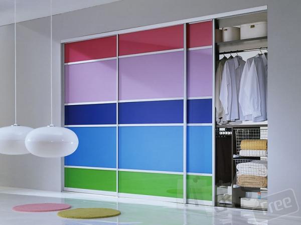 Шкафы-купе на заказ для дома и офиса