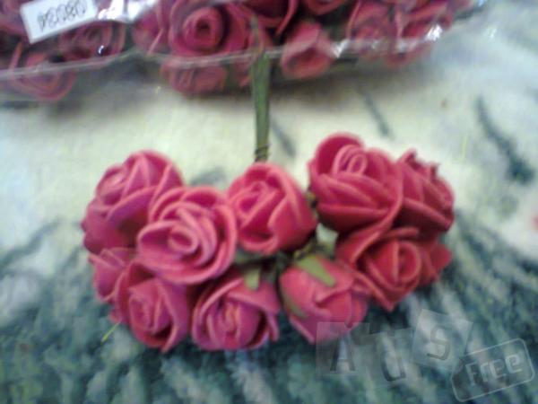 Розы 12 шт пучок
