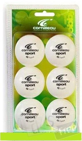 Шарики для настольного тенниса Cornilleau Hobby