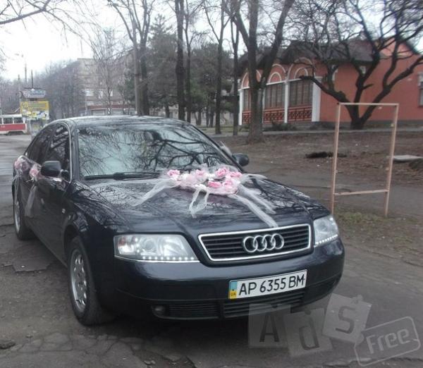 Автомобиль на свадьбу Audi a6