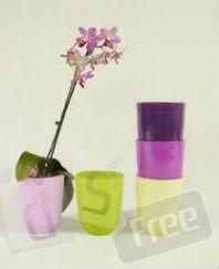 Горшок для орхидеи кашпо