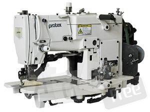 Петельная промішленная машина Promtex Protex