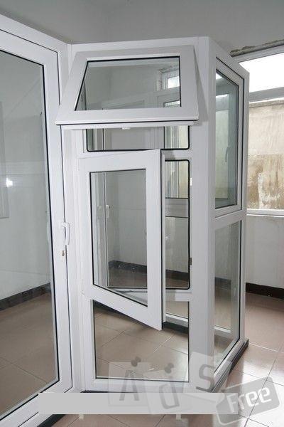 ПВХ окна. двери за 3- дня