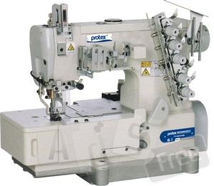 Промышленная распошивальная плоскошовная швейная машина