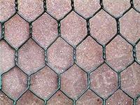Сетка шестигранная с полимерным покрытием
