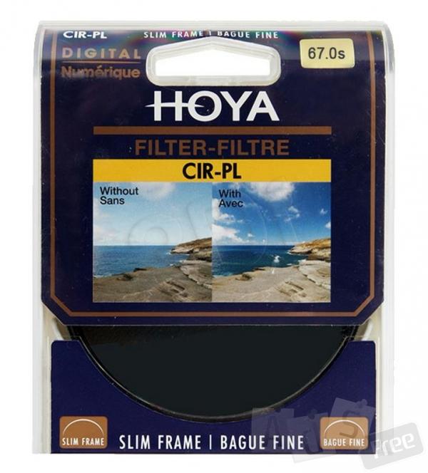 HOYA PL-CIR SLIM 67mm - Поляризационный