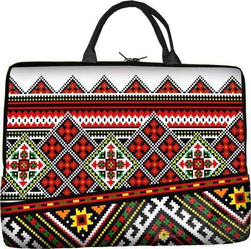 Патриотическая сумка для ноутбука