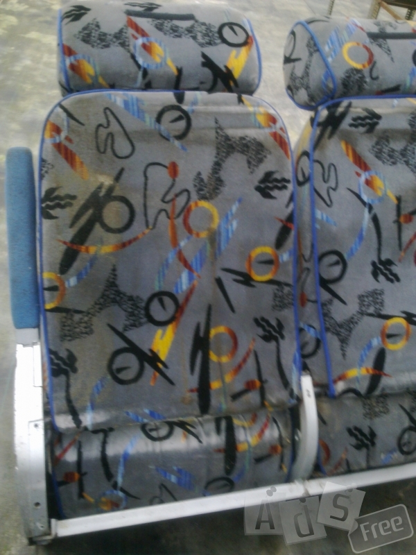 сидіння для автобуса