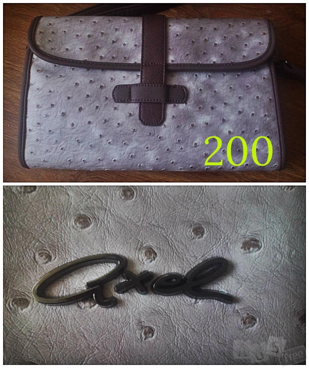 сумка, клатч AXEL