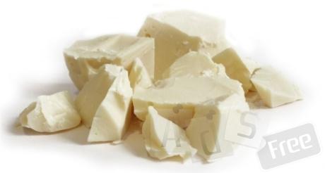 Масло какао пищевое натуральное 0,5кг