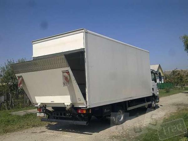 Гидроборт B.A.R. для грузовика MAN TGL.