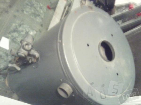 Аппарат отопительный газовый бытовой с водяным контуром АОГВ