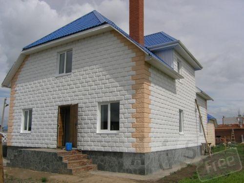 дома из пиноблоков строим