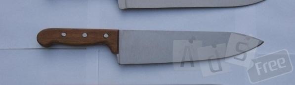 Нож для разделки мяса и рыбы