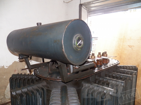 Трансформатор силовый ТМ-630 10/04