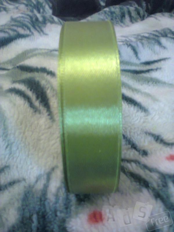 Лента цвет-оливковый 2см