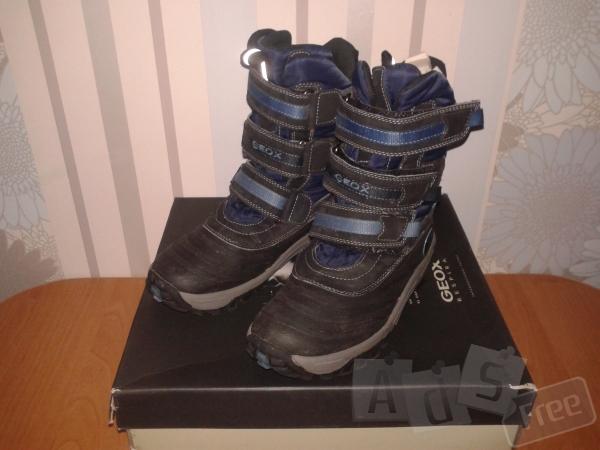 термо ботинки Geox  розм 36