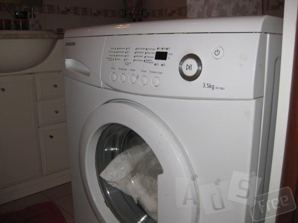 Марка стиральной машины Samsung